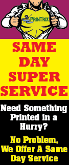 Same Day Printing Service